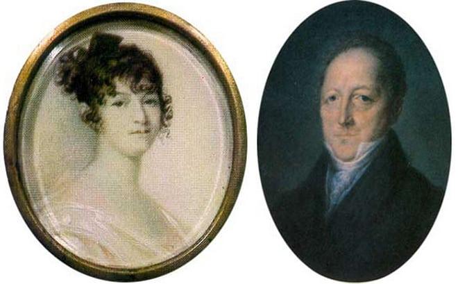 Родители Александра Пушкина