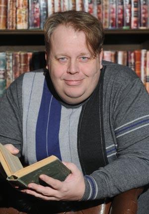 Андрей Васильев - биография, фото, книги