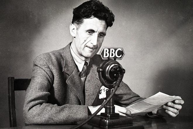 Джордж Оруэлл на радио