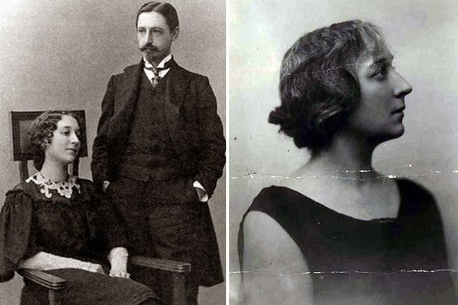 Иван Бунин с женой Верой