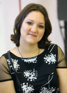 Анна Сергеевна Гаврилова