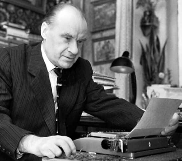 Николай Николаевич Носов в работе