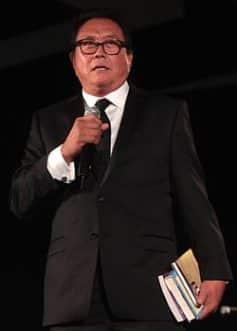 Роберт Тору Кийосаки