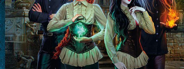 Фэнтези магические академии
