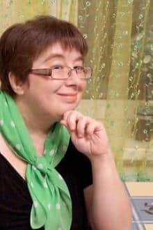 Надежда Валентиновна Первухина