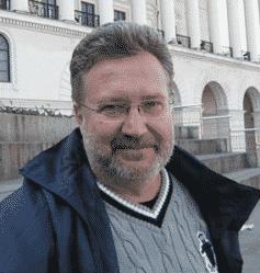 Сергей Сергеевич Слюсаренко
