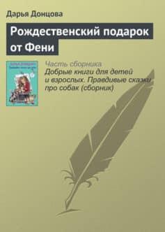 «Рождественский подарок от Фени» Дарья Донцова
