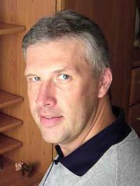 Сергей Львович Москвин