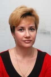 Ольга Баскова
