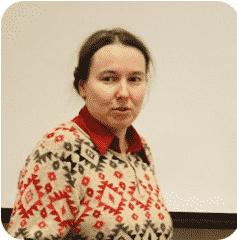 Евгения Игоревна Некрасова