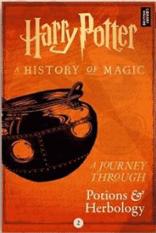 «Гарри Поттер: путешествие сквозь зельеварение и травологию» Джоан Роулинг