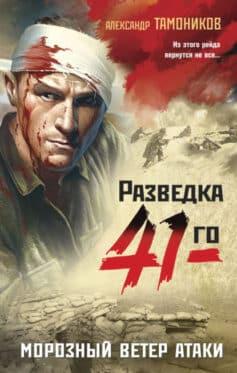 «Морозный ветер атаки» Александр Тамоников